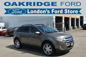 2013 Ford Edge Limited with blis/nav/vision package/power light