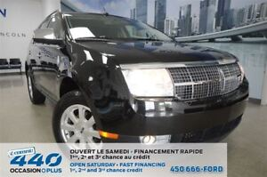 2010 Lincoln MKX | 3.5L AWD, CUIR, JAMAIS ACCIDENTÉ