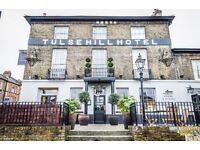 Seeking Hotel Co-ordinator for award winning Tulse Hill Hotel