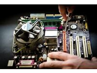 PC Repair Service /Computer Repair Service /web design/IT Support Services/PC Maintenance/server/