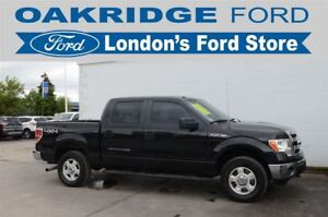 2014 Ford F-150 XLT - 300A Equipment Group, 5.0L V8, Tow Package