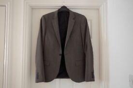 Top Man Suit Jacket - Grey