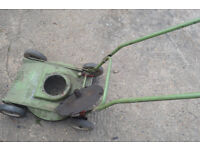 Hayterette Mower for SPARES OR REPAIRS