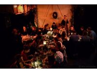 1 x ticket to sold out Gingerline - Immersive Dining Adventure