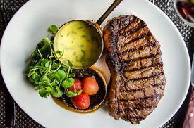 Up to £18,000pa Restaurant Supervisor at DAKOTA Deluxe on Greek St, Leeds city centre