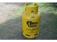 Alta gas bottle part of Flo gas 13 kg empty good condition