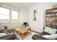 A spacious first floor period maisonette offering three bedrooms, situated on Mellison Road.