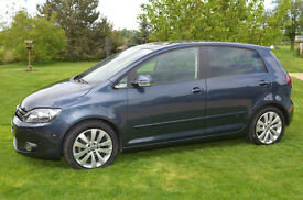 Volkswagen Golf Plus 2.0 TDI SE 5dr, 2012, manual