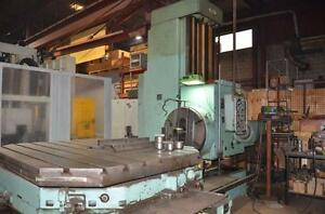 Stanko Model 2A635 Horizontal table type Boring Mill