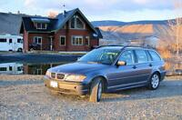 2003 BMW 3-Series 325 XI Premium - wagon ALL WHEEL DRIVE !