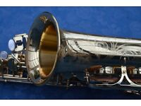 Yanagisawa A991 professional alto saxophone in excellent condition