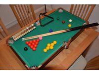 Snooker/Pool - Table top