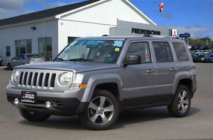 2016 Jeep Patriot HIGH ALTITUDE! REDUCED! 4X4! LEATHER! SUNROOF!