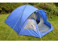 Eurohike Cairns 4 person tent
