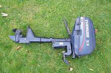 EVINRUDE 3.3HP OUTBOARD MOTOR Stirling Adelaide Hills Preview