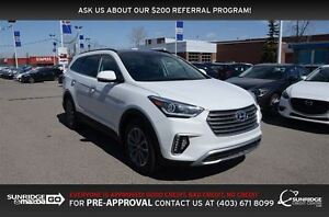 2017 Hyundai Santa Fe XL LUXURY, NAVIGATION, PANO MOONROOF, HEAT