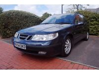 Saab Estate, MOT, Low Miles, Fantastic condition, Running perfectly, FULL SERVICE HISTORY