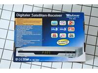 Digitaler Satelliten Receiver  TEVION FTA 203 Bayern - Poing Vorschau