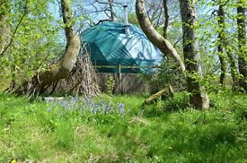 Au Pair Couple required March to October 2017 for cleaning and maintenance on Glamping site in Wales