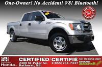 2013 Ford F-150 XLT ONE-OWNER! No Accident! Certified! Great Val