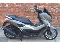 Yamaha NMAX 125 ABS, ONLY 60 MILES!!!!