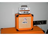 Orange Micro Terror PPC 108 Half Stack