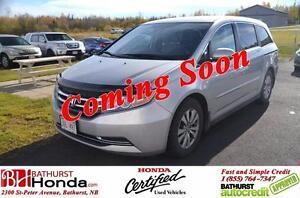 2014 Honda Odyssey EX Honda Certified! Auto Start! 7 Passengers!