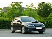 SUBARU IMPREZA WRX 2.5 TURBO 2009 FSH – 2 KEYS - NEW MOT – NEW CLUTCH - NEW RADIATOR