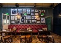 Marketing Assistant for growing hospitality business in North London