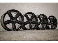 "*Refurbished* Genuine 18"" Audi A4 B8 S-Line Alloy Wheels 5x112 (Fits VW/Skoda/Seat)"