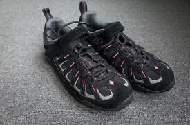 Specialised BG Tahoe Women's MTB Cycling shoes size 5 in great condition