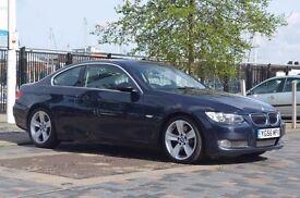 2006 BMW 335i SE Manual Coupe - Monaco Blue
