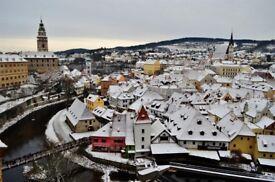 Eastern festive tour (Austria, Czech Republic, Hungary, Poland) for sale