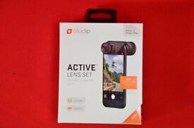 Olloclip Active Lens Set For iPhone 7/7 Plus Brand New £90