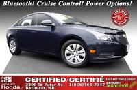 2014 Chevrolet Cruze LT - Certified Certified! No Accident! Blue
