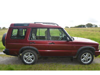 Land Rover Discovery 2 Automatic