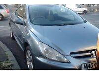 Peugeot 307 cc for sale