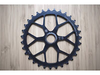 Spike parts 31T spline drive chainring BMX/FGFS (fits Profile, etc.) chain ring