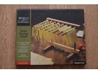 Fresh pasta drying stand / rack - spaghetti, fettuccine, lasagna - new