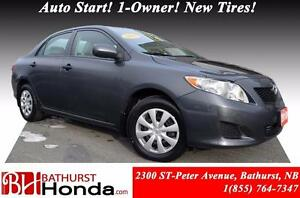 2010 Toyota Corolla CE Auto Start! 1-Owner! New Tires & Brakes!