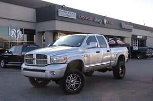 "2008 Dodge Ram 2500 Laramie 4WD LIFT KIT | 35"""""""" TOYO M/T's"