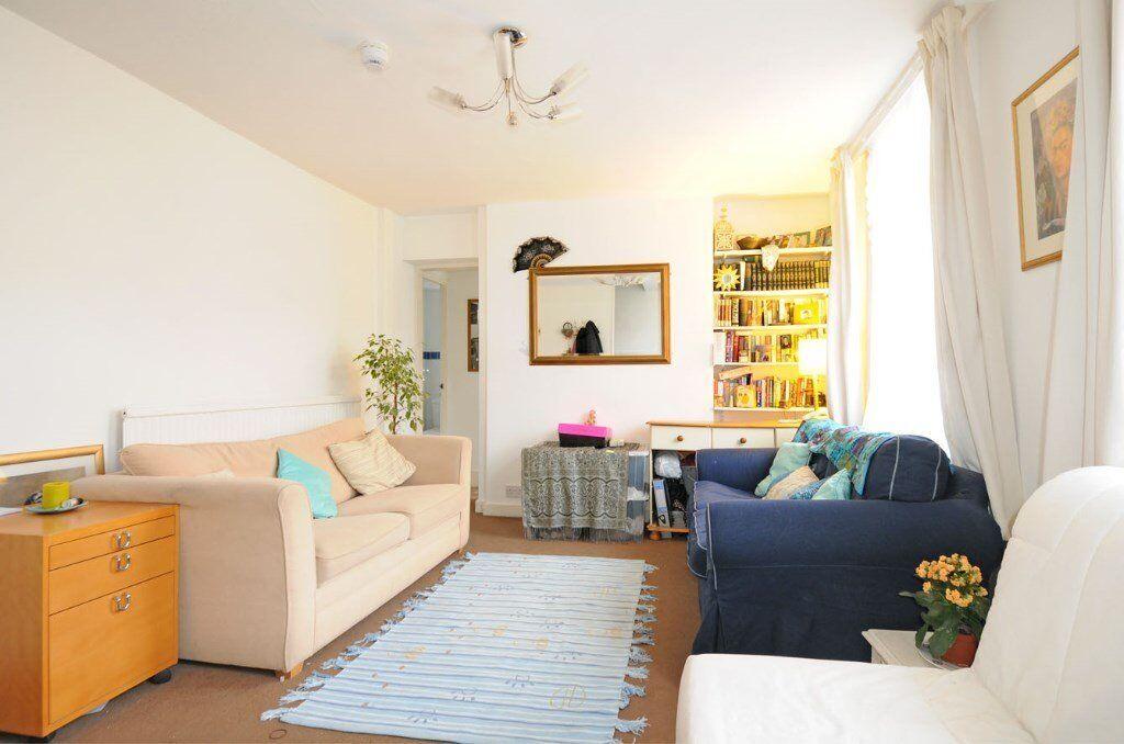 Great value split-level one bedroom conversion flat to rent on Birchanger Road