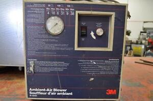 Ambient Air Blower