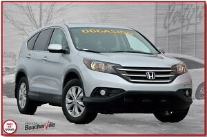 2014 Honda CR-V EX AWD garantie global bluetooth