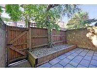 WILLOUGHBY ROAD NW3: ONE BEDROOM FLAT - PRIVATE PATIO GARDEN - AVAILABLE 18TH MARCH - FURNISHED