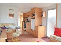 Dumfries/Southerness Caravan For Sale 2 bedroom**NO Fees until 2018**