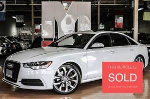 2012 Audi A6 3.0T SOLD | S-LINE | NAVI | BOSE |BLIND SPOT