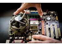 PC & Laptop Builds and Repairs - Fully Qualified & Experienced - Free Quotes - No Fix / No Fee