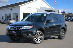 2013 Subaru Forester 2.5X TOURING! REDUCED! HEATED SEATS! SUNROO