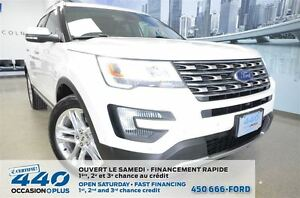 2016 Ford Explorer LIMITED * TOIT PANORAMIQUE, GROUPE 301A *